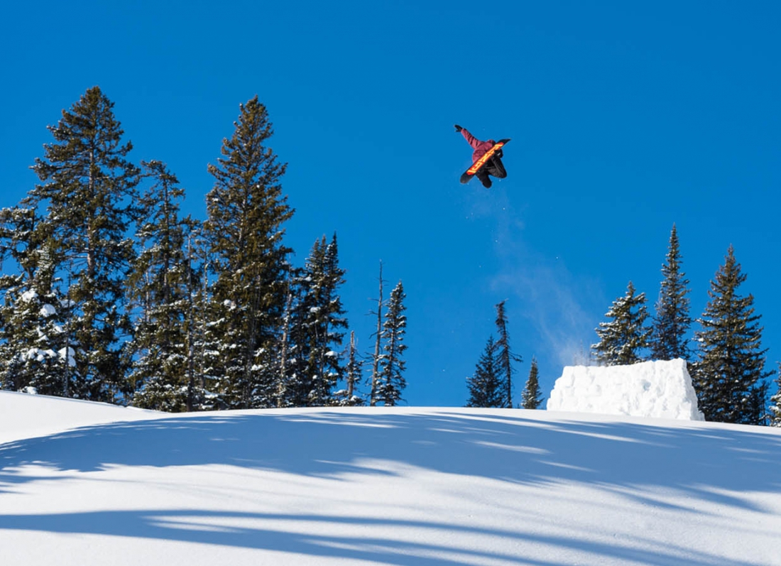 Rider: Blake Paul, Foto: Tim Zimmerman